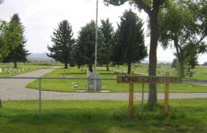 ionacemetery