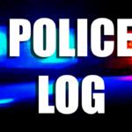 WEEKLY POLICE LOG