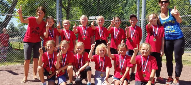 T-ball, Softball, and Pitching Machine Is Here! – Spring Team Registration 2018