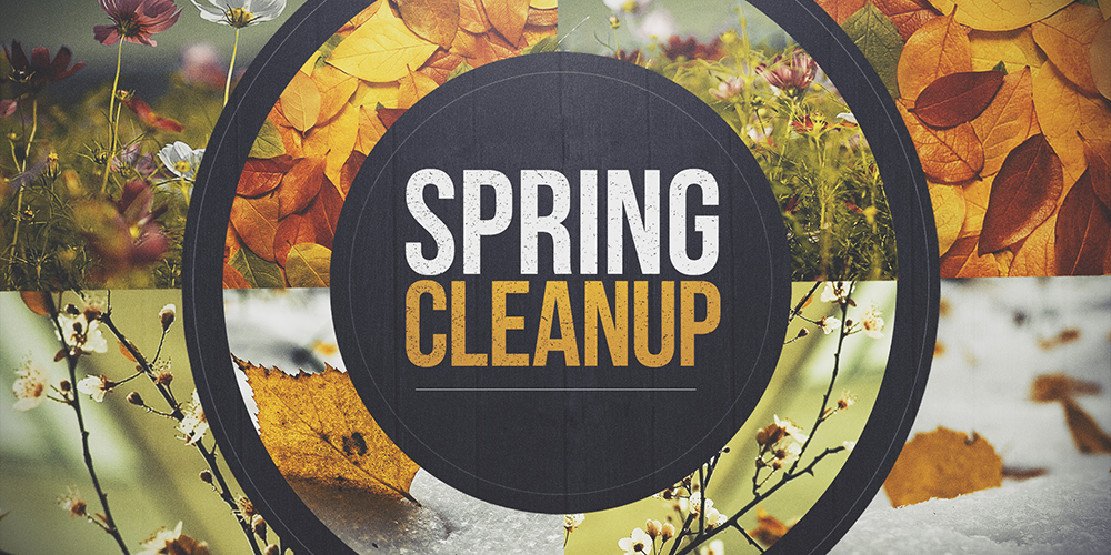 Spring Clean-Up/Arbor Day Celebration