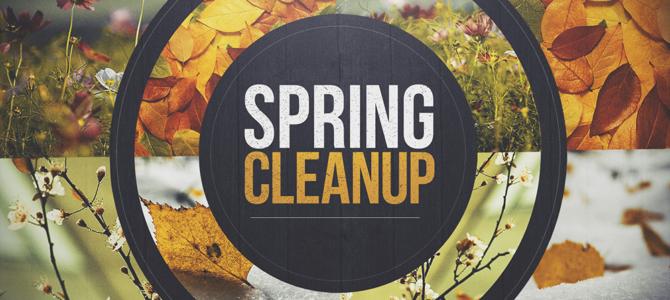 Spring Clean-Up/Arbor Day Celebration